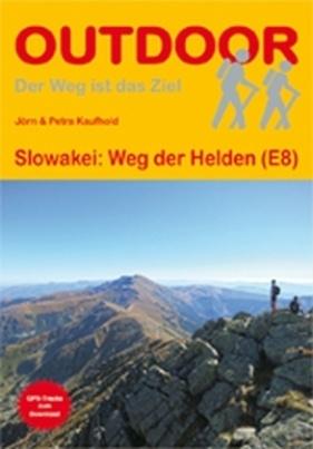Slowakei: Weg der Helden, m. 1 Beilage