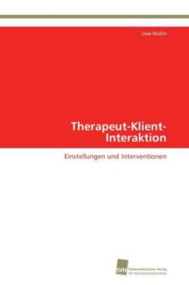 Therapeut-Klient-Interaktion