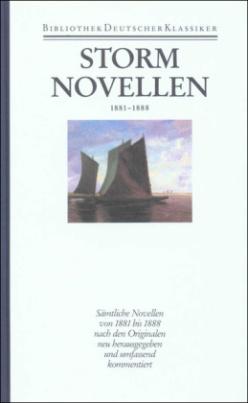 Novellen 1881-1888