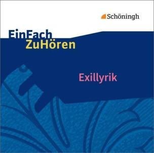 Exillyrik, Audio-CD