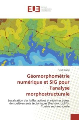 Géomorphométrie numérique et SIG pour l'analyse morphostructurale