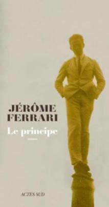 Le Principe. Das Prinzip, französische Ausgabe
