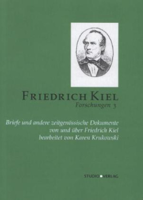 Friedrich-Kiel-Forschungen. Bd.3