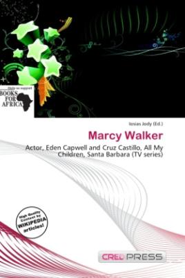 Marcy Walker