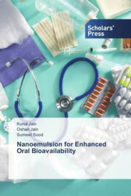 Nanoemulsion for Enhanced Oral Bioavailability