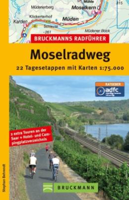Bruckmanns Radführer Moselradweg