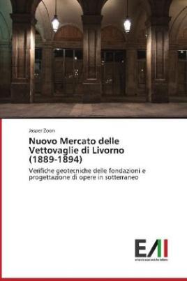 Nuovo Mercato delle Vettovaglie di Livorno (1889-1894)