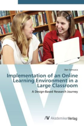 Implementation of an Online Learning Environment in a Large Classroom