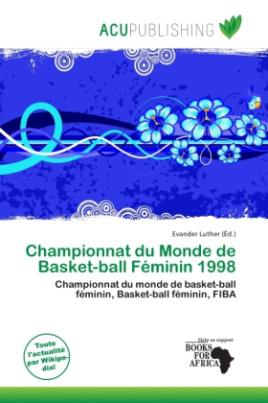Championnat du Monde de Basket-ball Féminin 1998