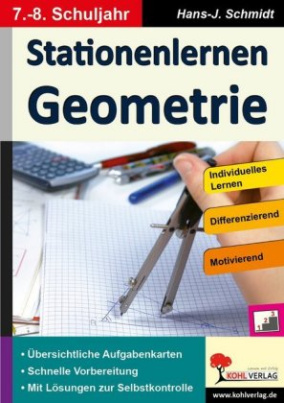 Stationenlernen Geometrie 7.-8. Schuljahr