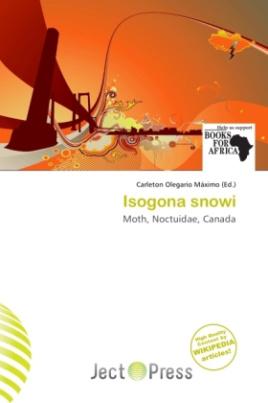 Isogona snowi