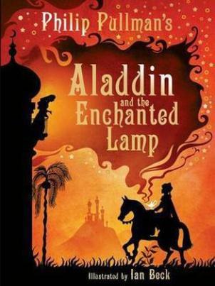 Aladdin and the Enchanted Lamp. Aladin und die Wunderlampe, englische Ausgabe