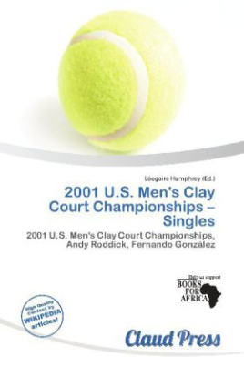 2001 U.S. Men's Clay Court Championships - Singles