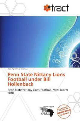 Penn State Nittany Lions Football under Bill Hollenback
