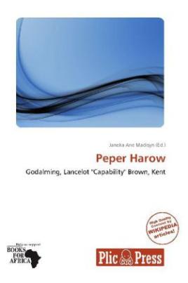 Peper Harow
