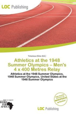 Athletics at the 1948 Summer Olympics - Men's 4 x 400 Metres Relay
