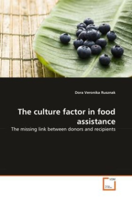 The culture factor in food assistance