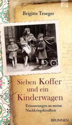 Sieben Koffer und ein Kinderwagen