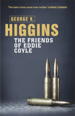 The Friends of Eddie Coyle. Die Freunde von Eddie Coyle, englische Ausgabe