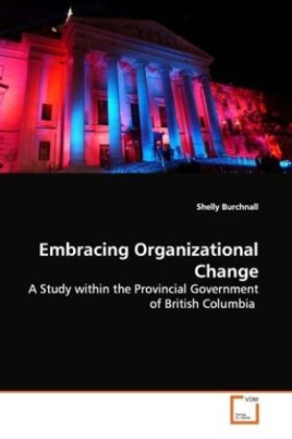 Embracing Organizational Change