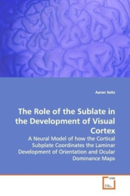 The Role of the Sublate in the Development of Visual Cortex