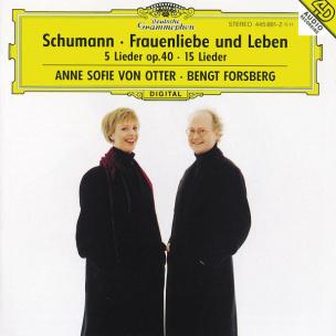 Frauenliebe und -Leben / Lieder