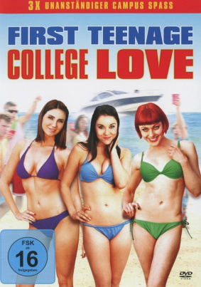 First Teenage College Love (3 Filme Box)