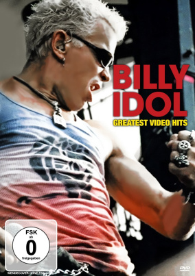 Billy Idol - Greatest Video Hits