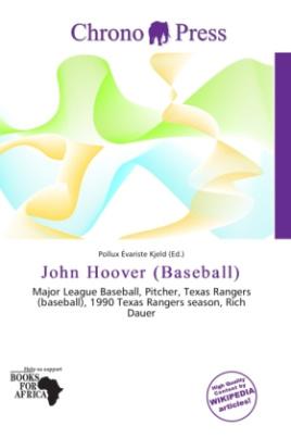 John Hoover (Baseball)