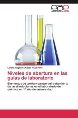 Niveles de abertura en las guías de laboratorio