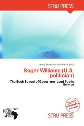 Roger Williams (U.S. politician)