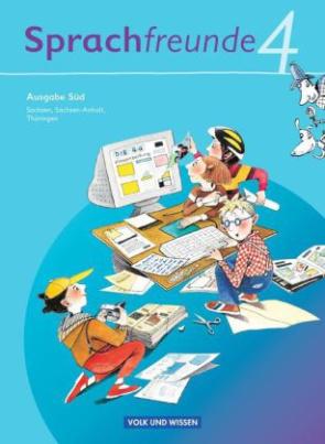 4. Schuljahr, Sprachbuch