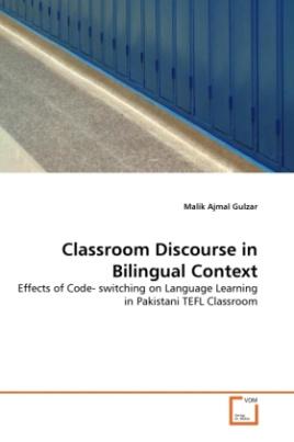 Classroom Discourse in Bilingual Context