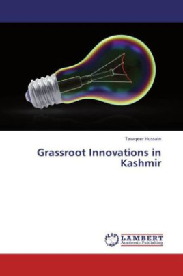 Grassroot Innovations in Kashmir