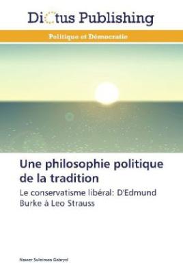 Une philosophie politique de la tradition