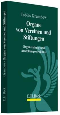 Organe von Vereinen und Stiftungen