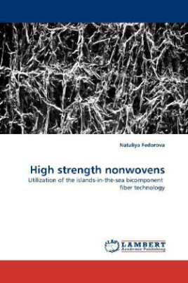 High strength nonwovens