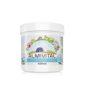 Almivital Flexi-aktiv Gel kühlend 250 ml