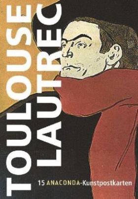 Toulouse-Lautrec, Postkartenbuch