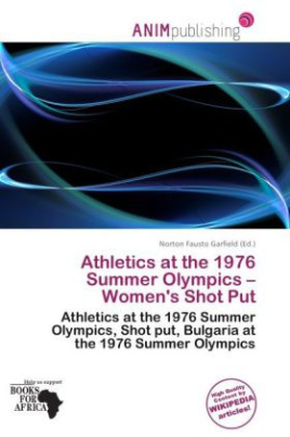 Athletics at the 1976 Summer Olympics - Women's Shot Put