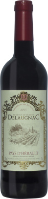 Weinpaket 6er-Set Delaugnac Premium Selection Rouge