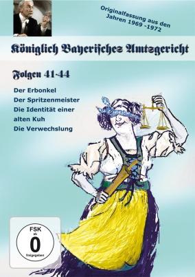 Königlich Bayrisches Amtsgericht Folgen 41-44