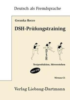 DSH-Prüfungstraining, m. Audio-CD