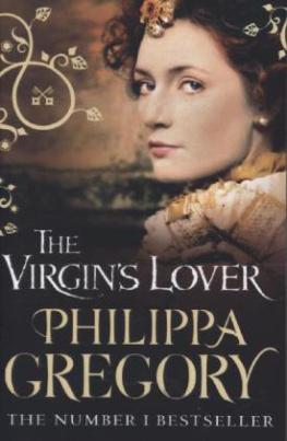 The Virgin's Lover. Der Geliebte der Königin, engl. Ausg.