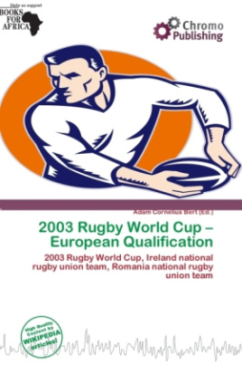 2003 Rugby World Cup - European Qualification