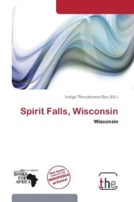 Spirit Falls, Wisconsin
