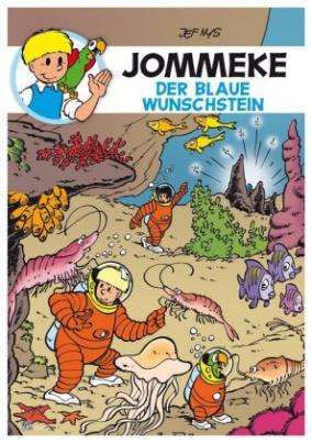 Jommeke - Der blaue Wunschstein