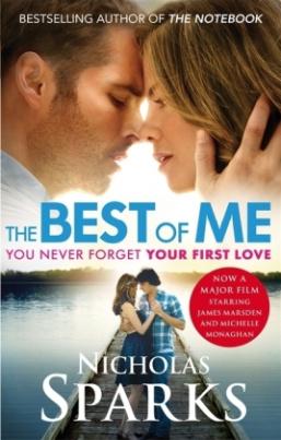 The Best of Me, Film Tie-In. Mein Weg zu dir, englische Ausgabe