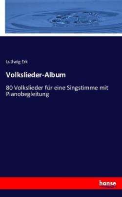 Volkslieder-Album