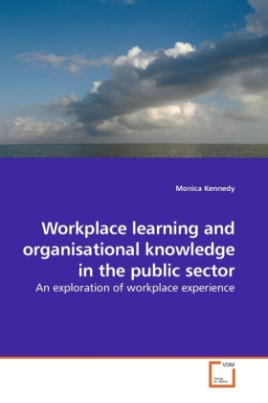 Workplace learning and organisational knowledge in the public sector